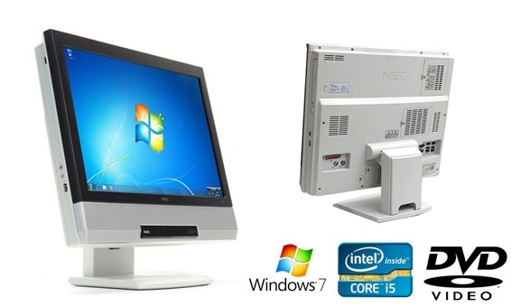 DeskNote NEC Mate Core i5 19 inch wide, Wifi
