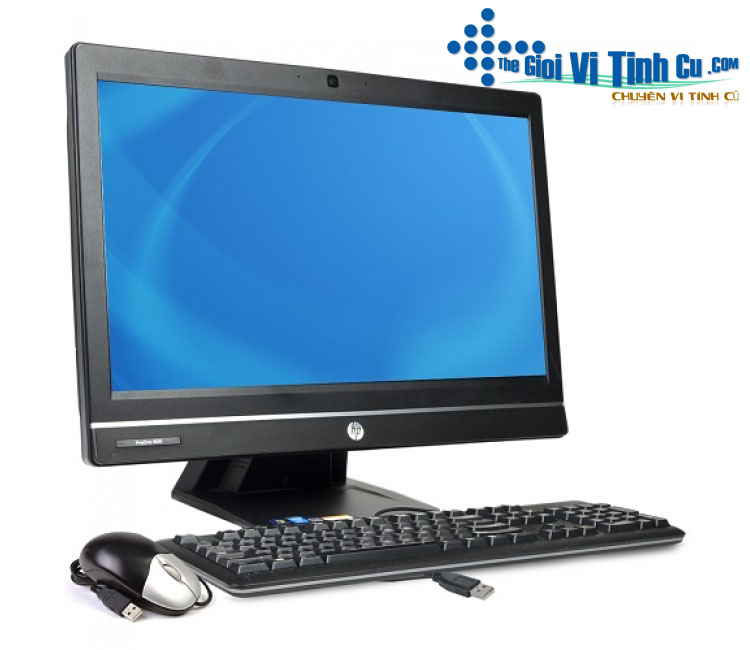 Máy tính All in One HP ProOne 600G1, Core i3 41xx, 21.5in LED HD1920