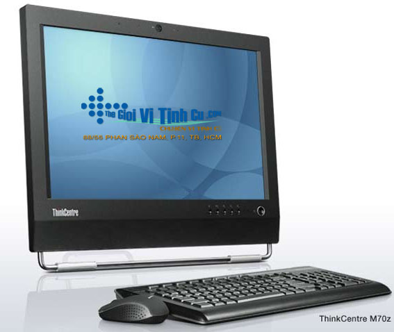 Desknote IBM ThinkCentre M70Z Core i5, 19 Inch wide