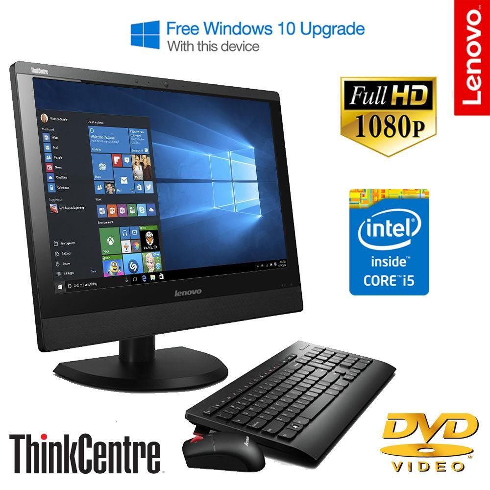 Desknote Lenovo M93z AiO, Core i5 4570s, 23in LED HD1920