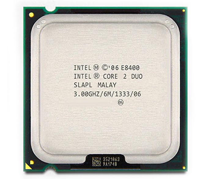 CPU Intel Core2 Duo Desktop E8400 (3.00Ghz, 6MB L2 Cache, Socket 775, 1333Mhz FSB), ..:: Thế ...