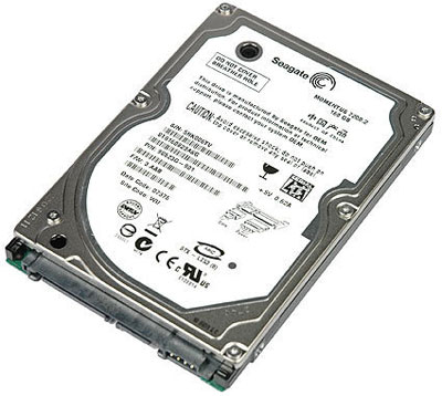 HDD laptop 160gb