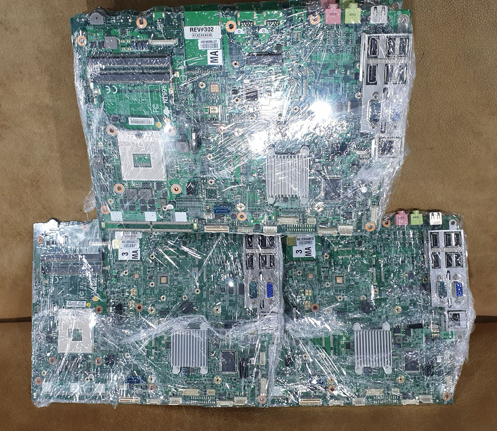 Mainboard Desknote, All in One Nec Thế hệ 2, 19 inch, MK24TG