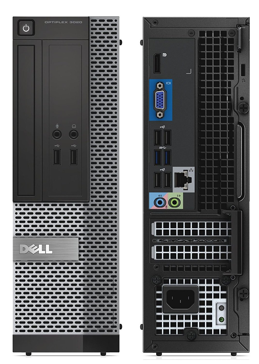 Case Dell Optiplex 3020/7020/9020 SFF, Core I5 thế hệ 4, 4Gb, 250GB, USB 3.0