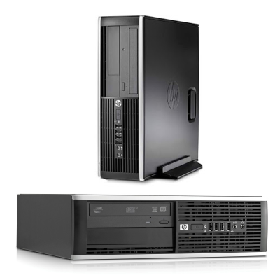 HP Compaq 6300/8300 Elite SFF, Core I5 3470s, 4Gb, 250GB, USB 3.0