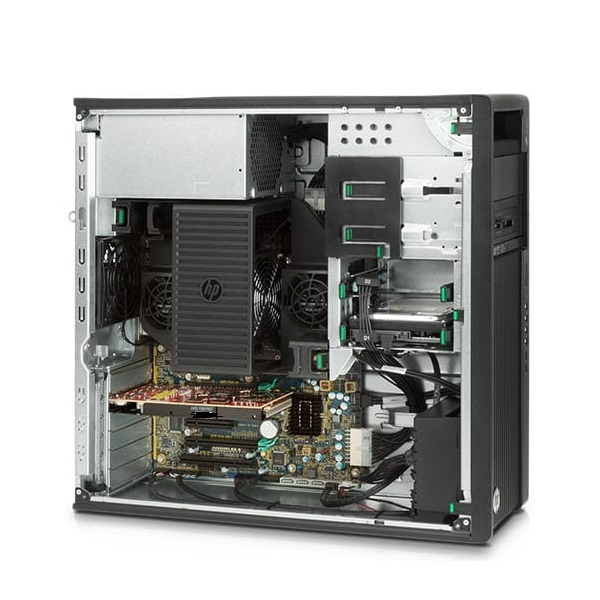 HP Z440 Workstation, Xeon E5 2620 V3, 16GB, Quadro 1800, SSD128, 500G