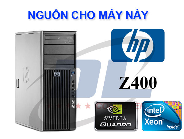 Bộ Nguồn HP Z400 Workstation Power Supply 475 Watt