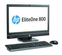 All in One HP 800 G1, Core i5 4570s, 8GB, ssd 128GB, 23in LED HD1920