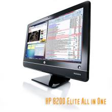 Máy tính All in One HP Elite 8200, Core i7, 8G, 500G, 23in LED Full HD 1920
