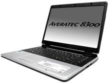 Laptop TG-Averatec 8300, Core 2, 2GB, 15.4 inch