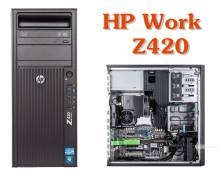 HP Z420 Workstation, Xeon E5 2650, 16GB, Quadro 1800, 500G